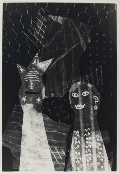 Untitled, 1948 8.5 x 5.875 inches