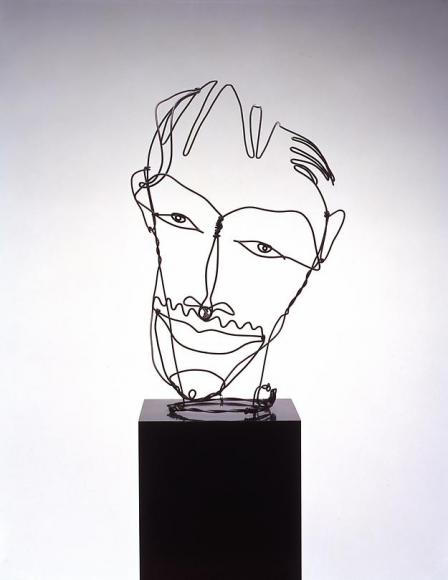 Alexander Calder Portrait of Eduard Penkala, 1929