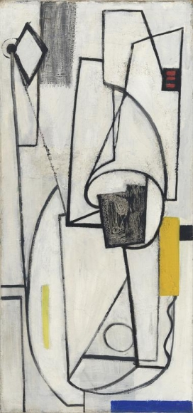 Judith Rothschild Curious Personnage, 1947