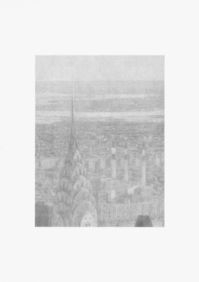Ewan Gibbs (b. 1973), New York, 2016