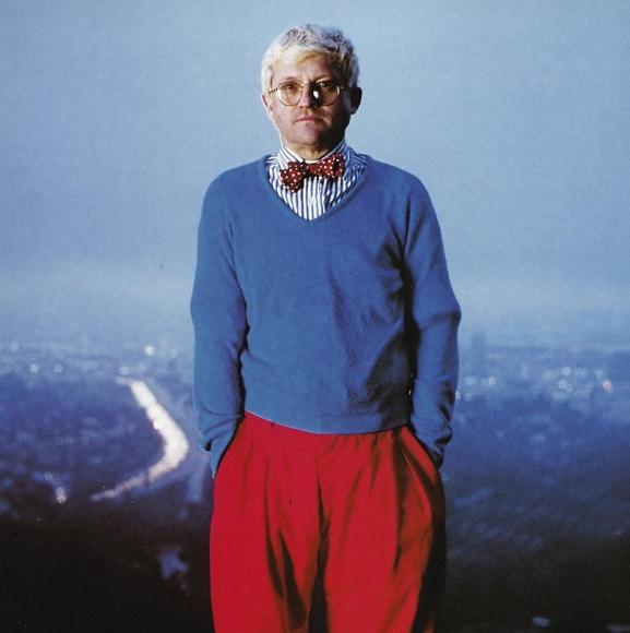 David Hockney, 1983