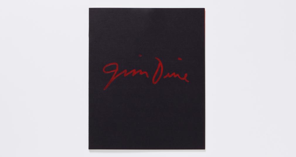 jim dine new paintings