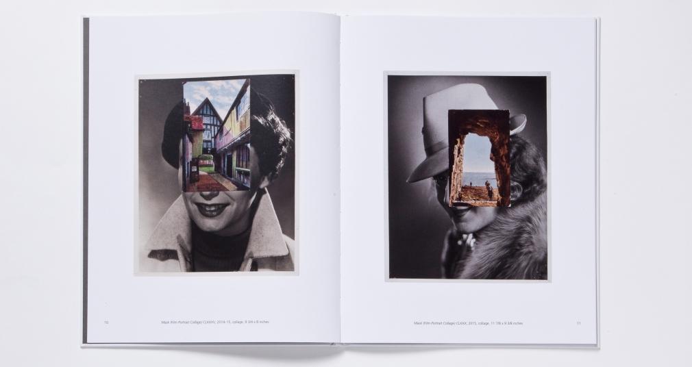 john stezaker truth of masks catalogue