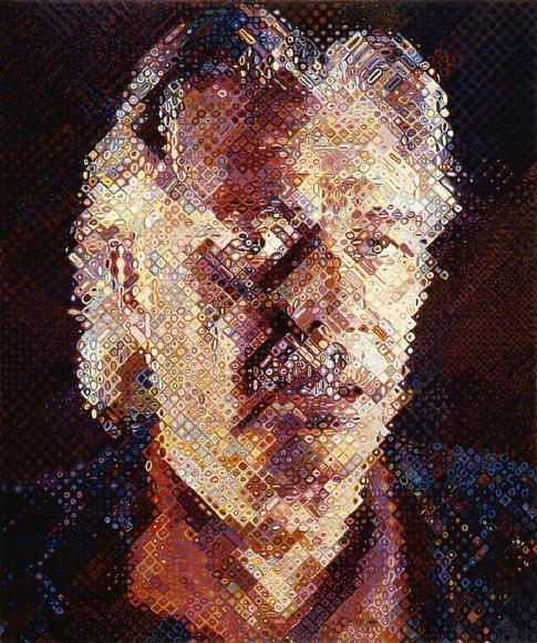 John, 1998 126 Color silkscreen