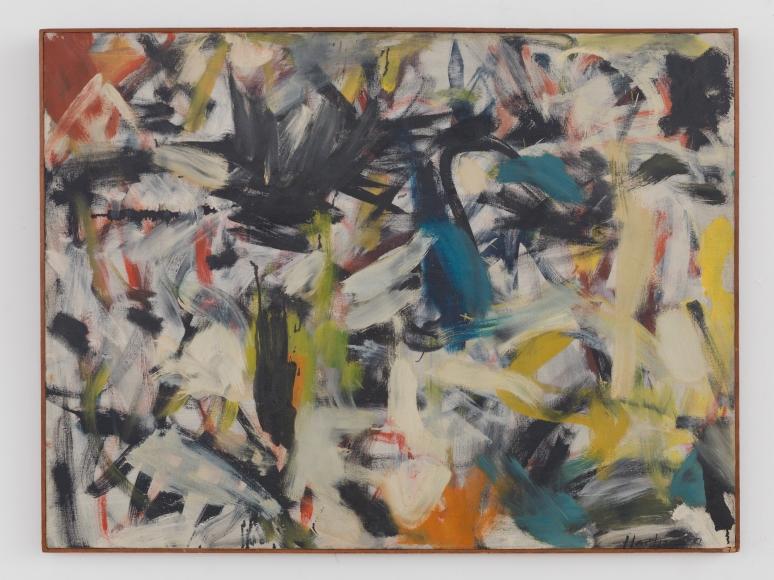 Grace Hartigan (1922 - 2008), White, 1951