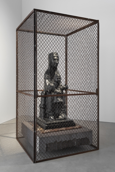 Theaster Gates All's my life I has to fight,2019