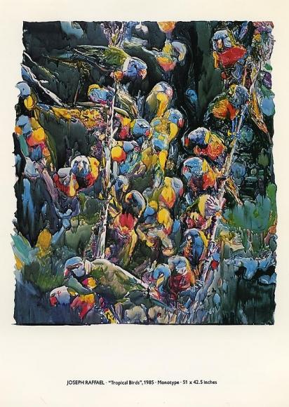 Tropical Birds, 1985