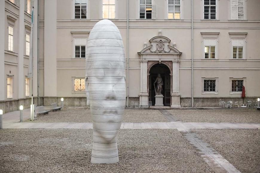 Awilda in Salzburg, 2010