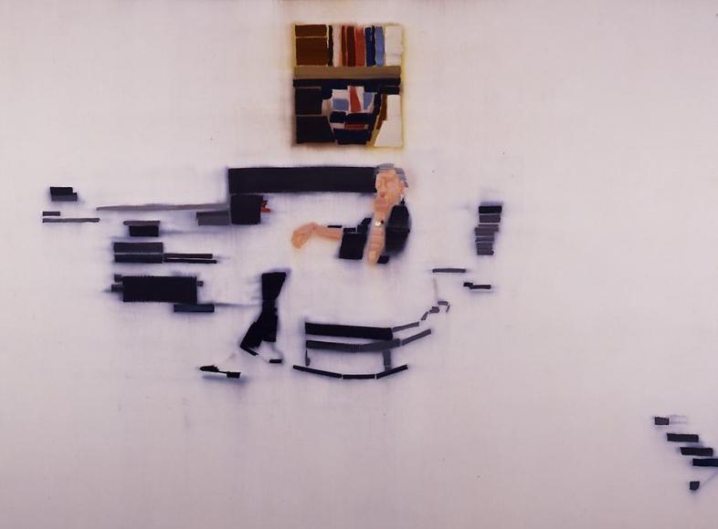 491 (VKH in Her Studio), 2006