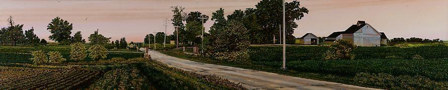 Illinois Landscape #132, 1994
