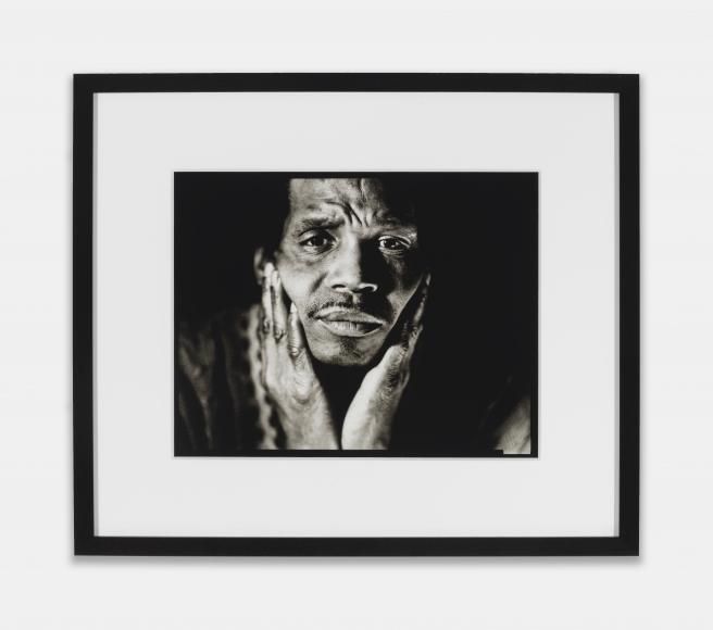 Rashid Johnson Jonathan (Seeing in the Dark Series), 1999