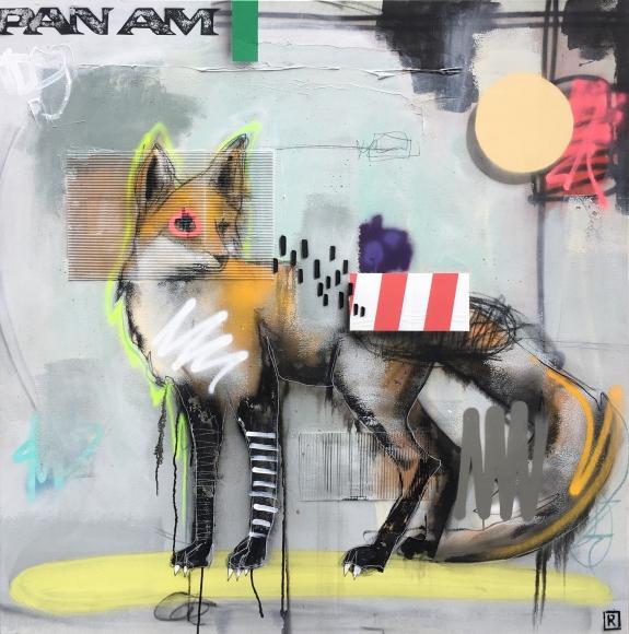 Jérôme Rochette, Galerie LeRoyer, Pan Am