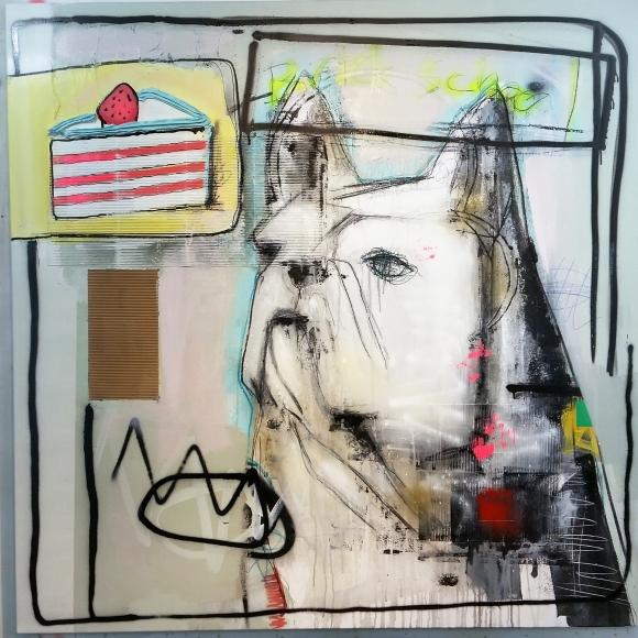 Jérôme Rochette, Brick School, Galerie LeRoyer
