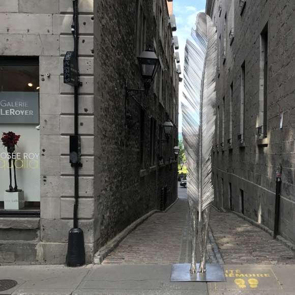 marie-Josee Roy Galerie LeRoyer Yann Normand