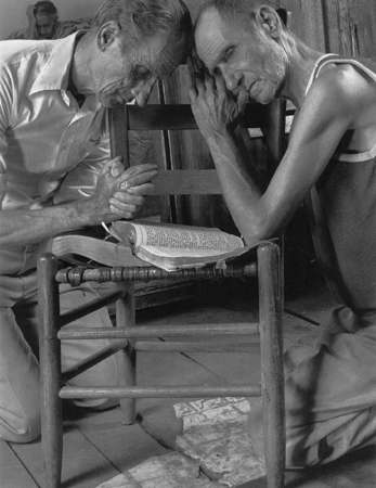 Brothers Praying, 1993