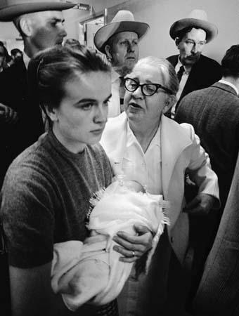 Marina Oswald, Dallas, Texas, November 22, 1963