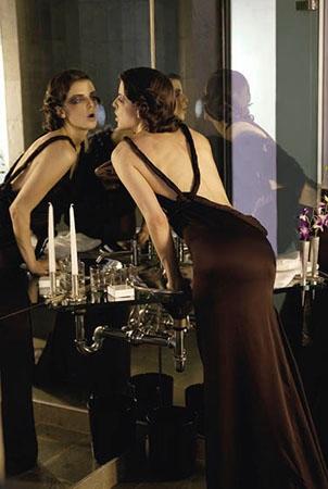 Clara's Breath, Deutsch Vogue, New York, 2002