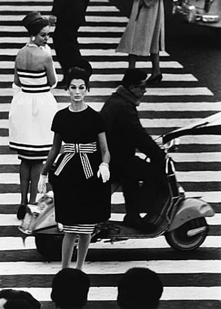 Simone + Nina, Piazza di Spagna, Rome, 1960
