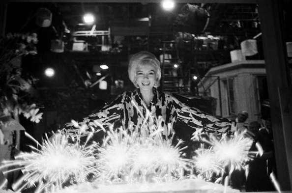 Marilyn's 36th Birthday Party, June 1, 1962