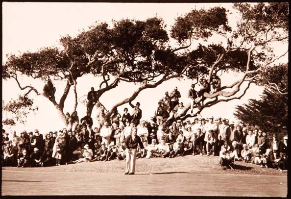 Arnold Palmer, San Francisco, CA, 1966