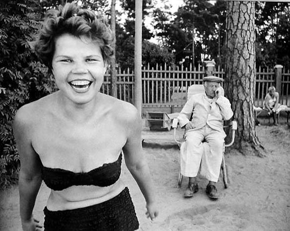 Bikini, Moscow, 1959