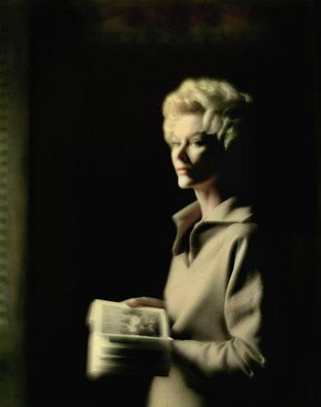 Lisa Fonssagrives-Penn, New York, 1958