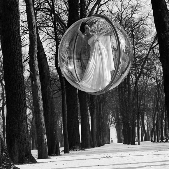 In Trees, Paris, 1963
