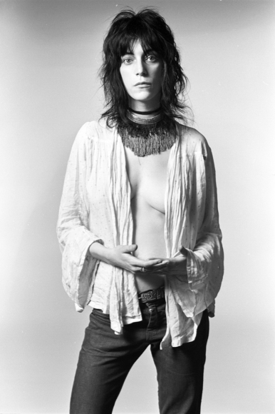 Norman Seeff, Patti Smith, New York, 1969