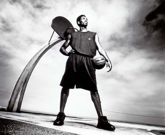 Kobe Bryant, Los Angeles, CA, 2000