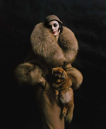 Ann Saint Marie Dog, New York, 1959