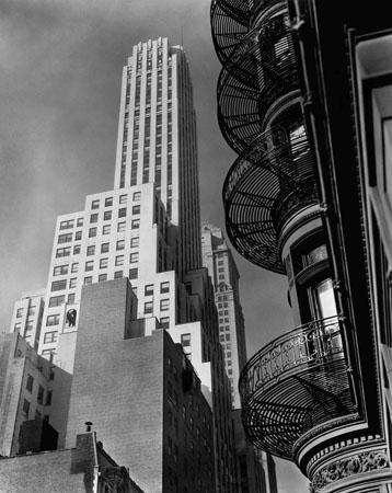 Murray Hill Hotel: Spiral, New York, 1935