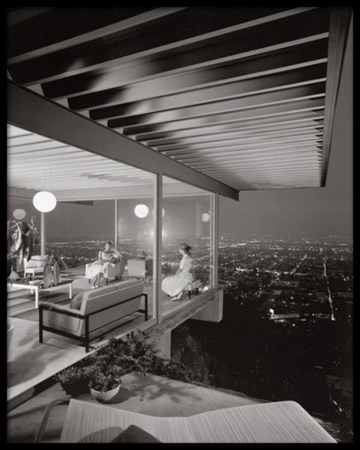 Case Study House #22, Pierre Koenig, Los Angeles, California, 1960