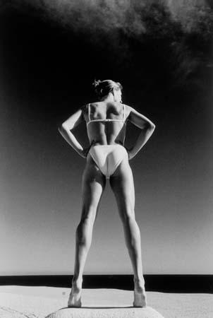 Stefi Graf, Cabo San Lucas, 1992