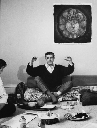 Timothy Leary, Los Angeles, 1966