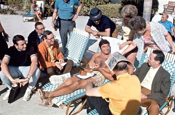 Joe Namath, Fort Lauderdale, FL, 1967
