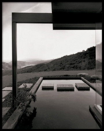 Singleton House, Richard Neutra, Los Angeles, California, 1960