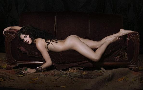 Selma, Nude, Los Angeles, 2005