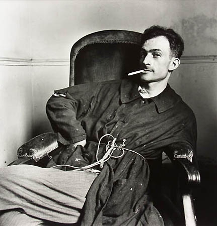 Balthus (Balthazar de Klossowski) (B), Paris 1948