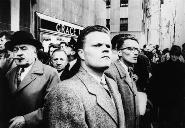5th Avenue, Graceline, New York, 1955