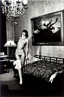 Jenny Kapitan, Pension Dorian, Berlin, 1977
