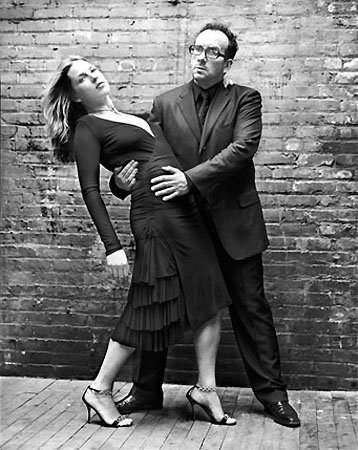 Elvis Costello and Diana Krall, 2003