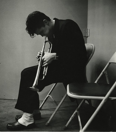 Chet Baker recording session, Los Angeles, 1953