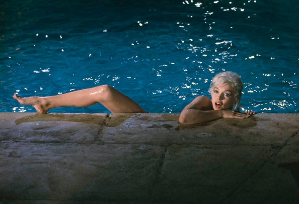 """Marilyn Monroe, """"Something's Got to Give"""", May 23, 1962"""