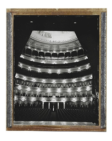 Teatro Colon, Buenos Aires, 2002