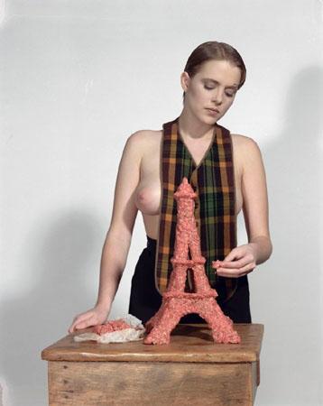 Building Hamburger Eiffel, 1992