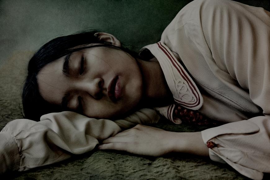 "Li from the series ""Blue Moon,"" 2009"
