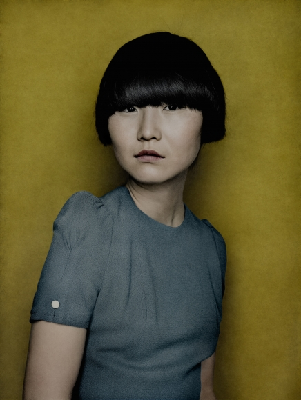 """Hsu from the series """"Blue Moon,"""" 2009"""