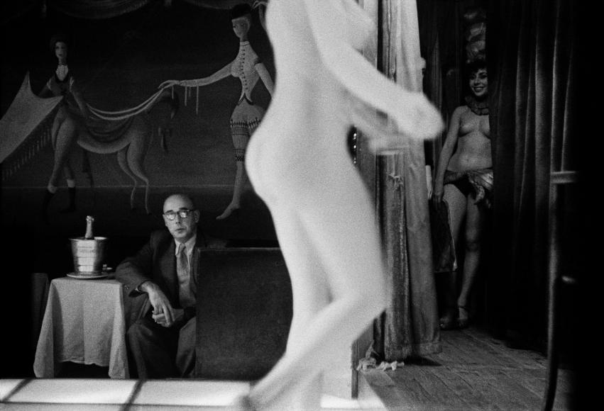 Le Sphynx, Paris, France, (h), 1956