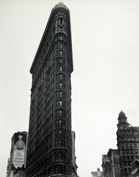 Flatiron Building, New York, 1938