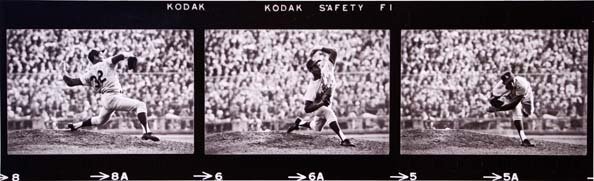 Sandy Koufax, Minneapolis, MN, 1965